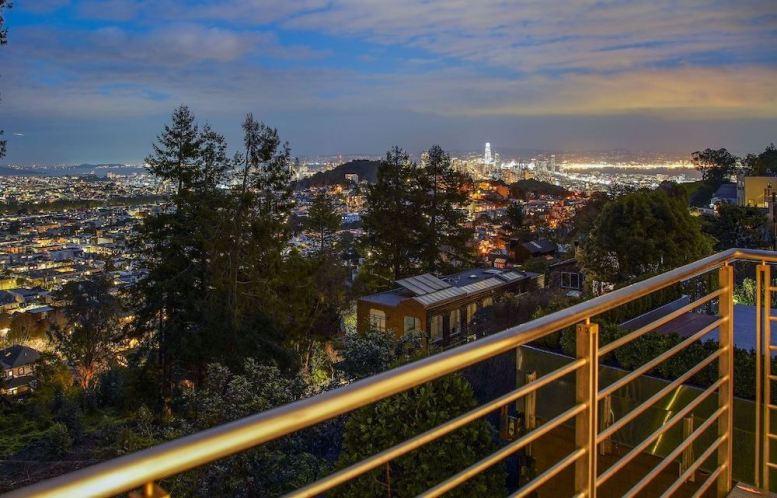 Clarendon - balcony view