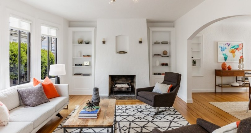 64 Rosemont Place | Mission Dolores | $1,295,000 SOLD $1,725,000