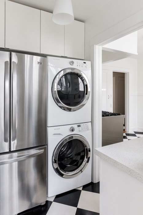 64 Rosemont Pl, San Francisco | Washer & Dryer
