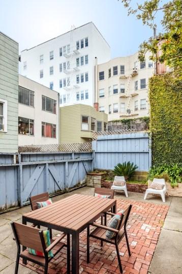 64 Rosemont Pl, San Francisco | Yard