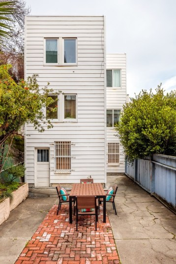 64 Rosemont Pl, San Francisco | Yard