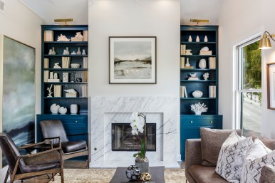 973a 14th St | Gas Fireplace