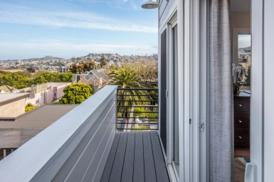 973a 14th St | View Deck off Master