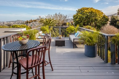 973a 14th St | Private Deck