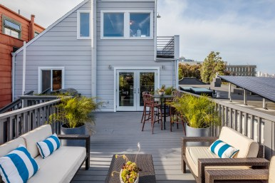 973a 14th St | Deck