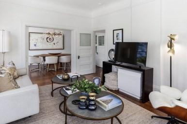 4758 17th St.   Formal Living Room