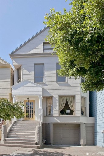 Cole Valley Single Family Home