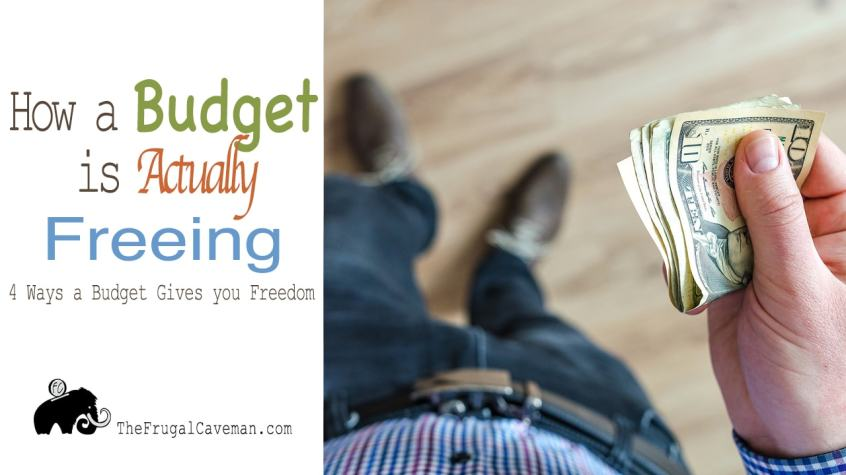 How a Budget is Actually Freeing