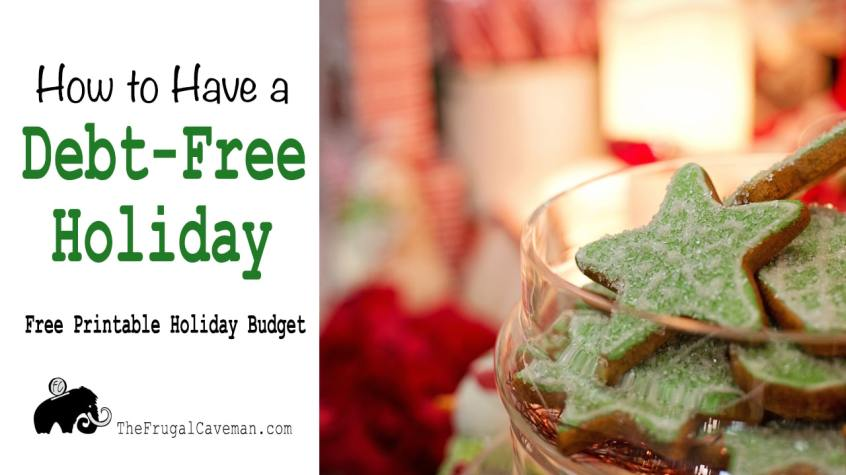 How to Have a Debt-Free Holiday