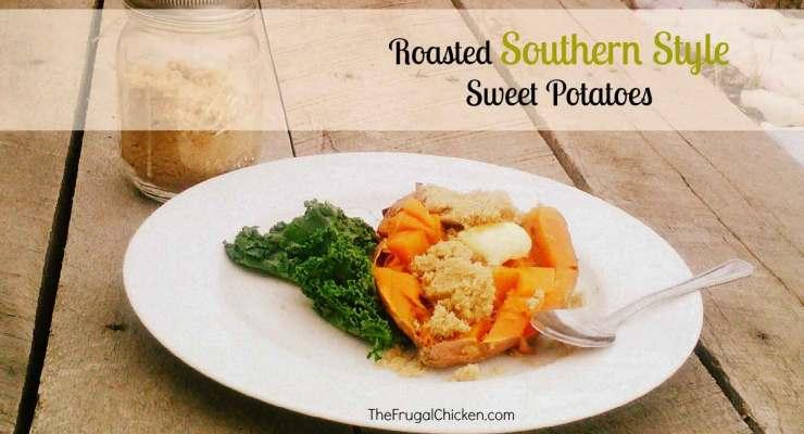 Southern-Style Sweet Potatoes – Whole Food Recipe