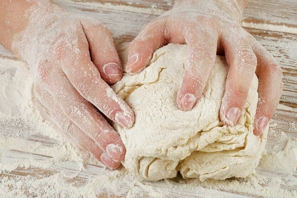 wet dough bread recipe