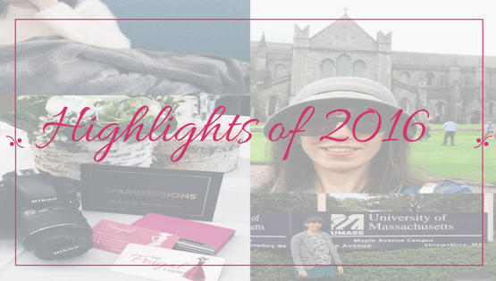 Highlights of 2016 | Mindfulness | Reflections