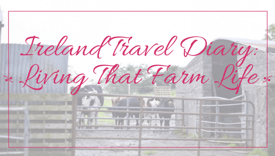Ireland | Travel | On The Farm