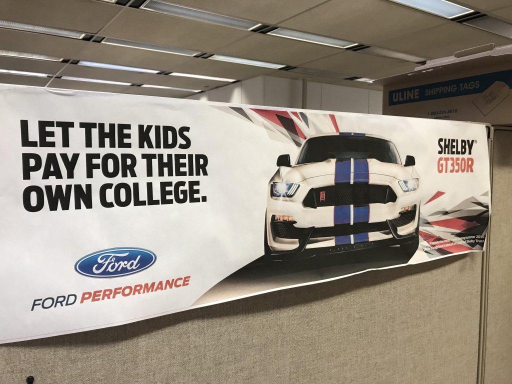 Bad car ad