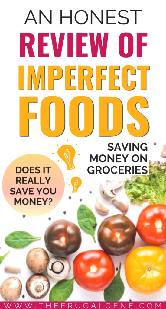 Does eating ugly really save your grocery money? Imperfect Produce expanded to Imperfect Foods, their selection has widen to more than just produce in 2020. We still get Imperfect deliveries but to be honest, it's not that cheap. We buy Imperfect for better reasons. Get your #coupon promo code for $10 off your first box! - Save money on organic food, reduce food waste, Imperfect Produce, Imperfect Foods, honest review, imperfect foods box review, unpacking, product, reveal, recipes, Promo Coupon