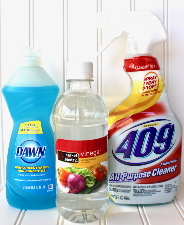 Homemade 409 Cleaner Recipe DIY