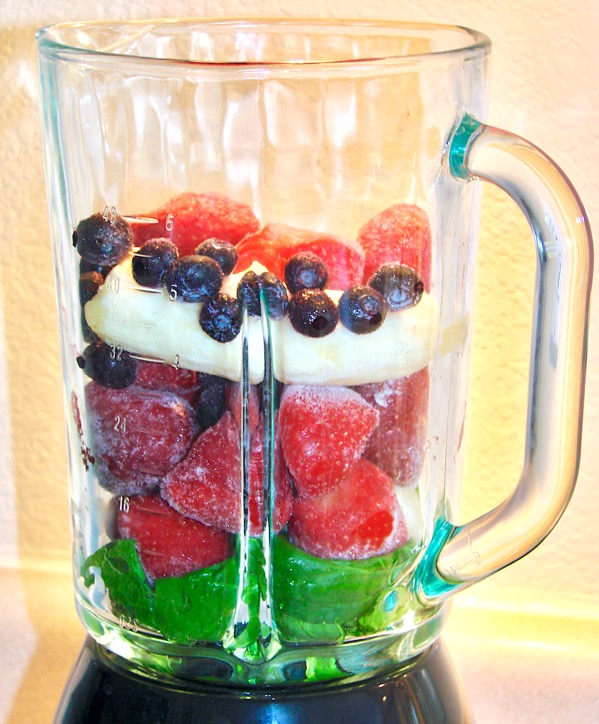 Green Smoothie Recipes for Energy