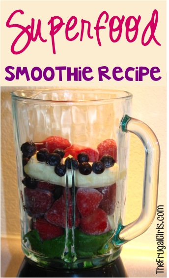 Green Smoothies Recipes for Energy