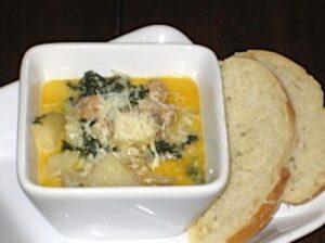 Olive Garden Copycat Toscana Soup Recipe Easy