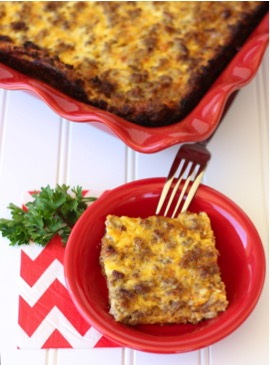 Make Ahead Breakfast Casserole Recipes from TheFrugalGirls.com
