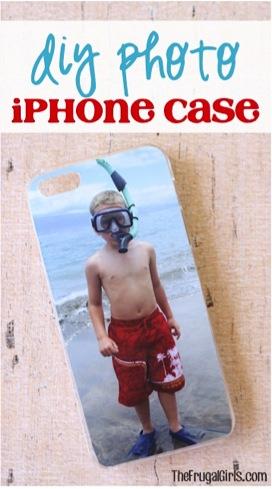DIY iPhone Photo Case