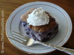 Blueberry Angel Food Cake Dessert Recipes