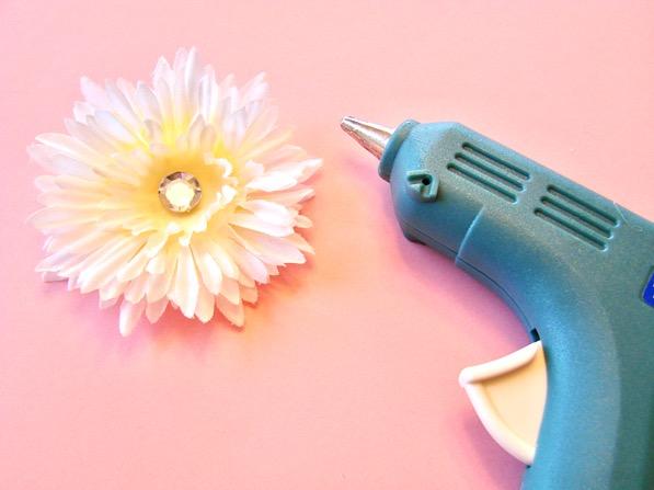 How to Embellish Flip Flops
