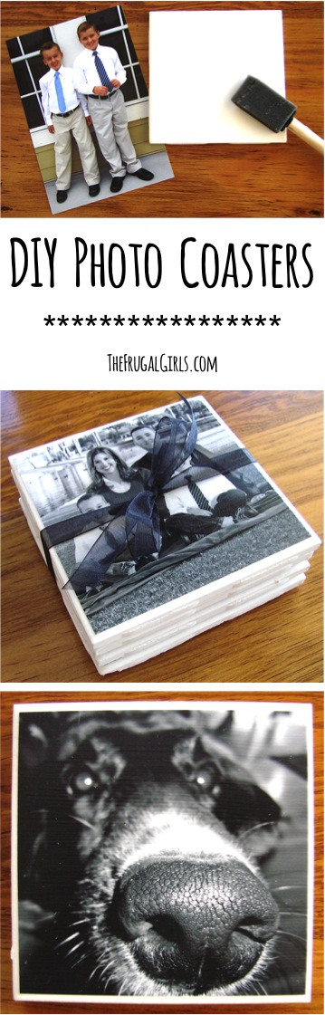 22 easy but thoughtful diy gifts to make for your parents 7 diy photo coasters solutioingenieria Image collections