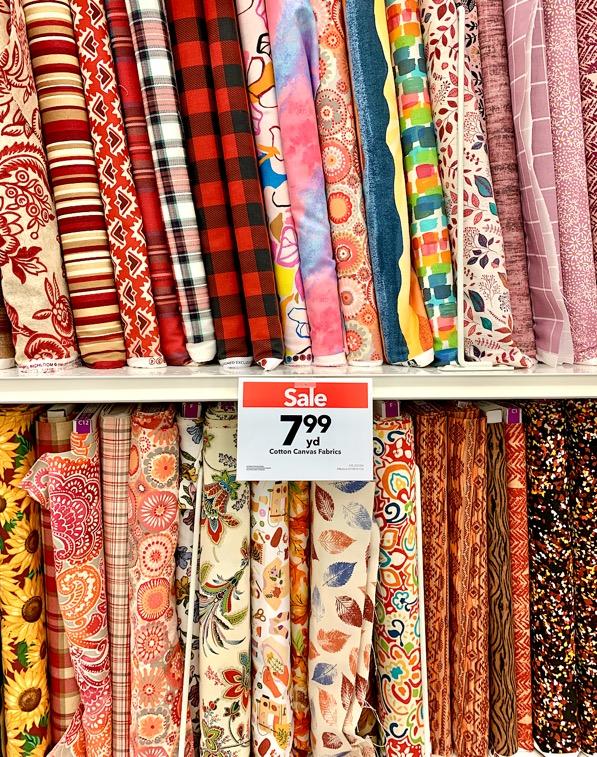 Joann Fabrics Discount