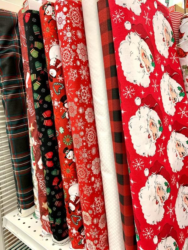 Joann Holiday Fabric