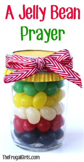 A Jelly Bean Prayer