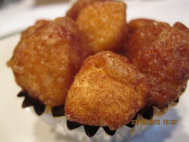 Monkey Break Muffins for Breakfast