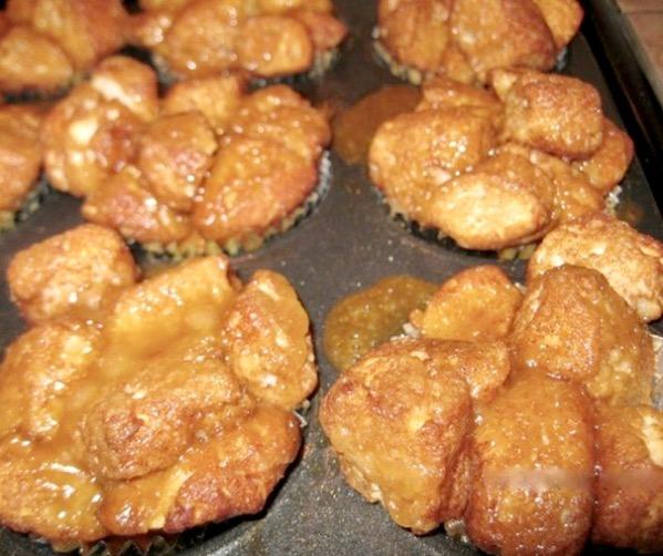 Monkey Bread Muffins Recipe Easy