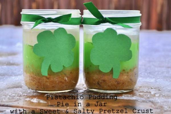 Pistachio Pudding Pie in a Jar Recipe