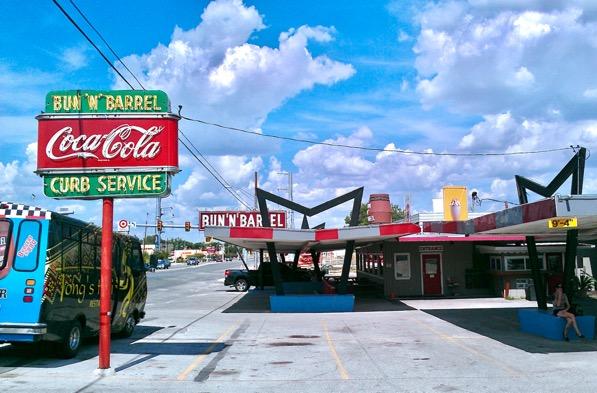 Bun N Barrel San Antonio Texas