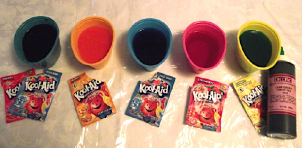 How To Use Kool Aid To Color Easter Eggs