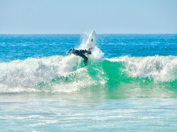 San Diego Surfing Beaches