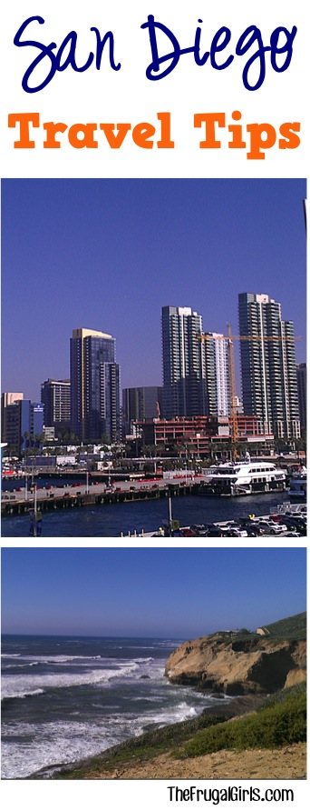 Best San Diego Travel Tips at TheFrugalGirls.com