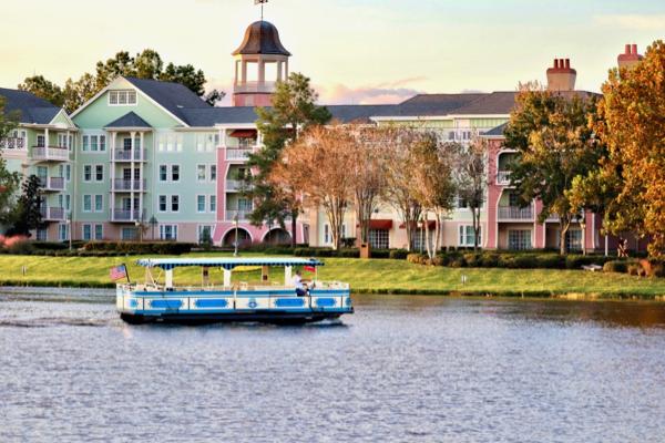 Disney Springs Ferry Boat (1)