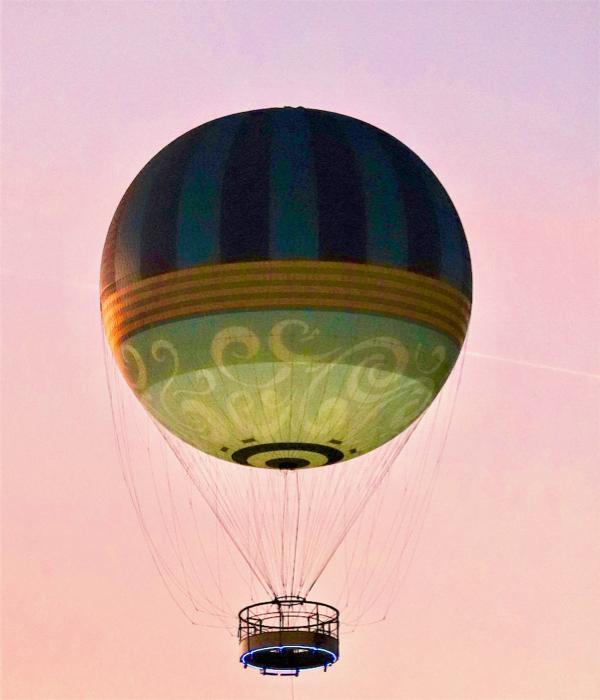 Disney Springs Tethered Hot Air Balloon Ride