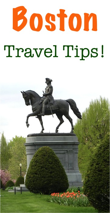Best Boston Travel Tips from TheFrugalGirls.com