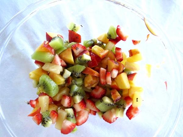 Fruit Salsa Recipe Cinnamon Chips