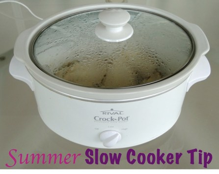 Summer Crockpot Cooking at TheFrugalGirls.com