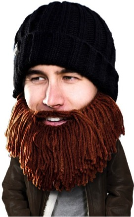 Crochet Beard Sale