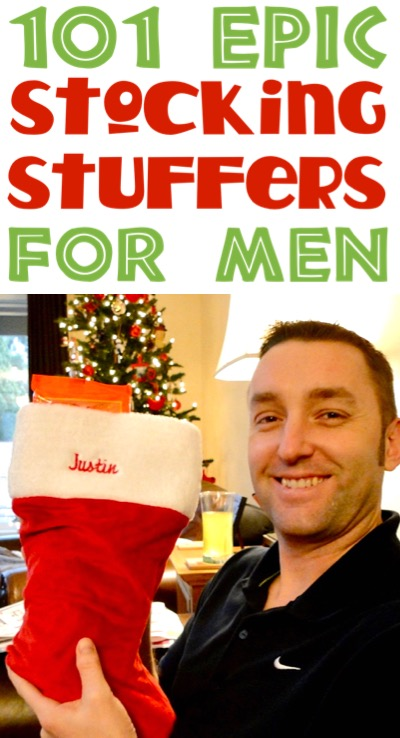 Stocking Stuffers for Men Cheap and Unique Stocking Stuffer Ideas for your Husband or Boyfriends