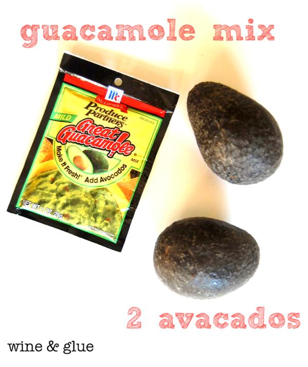 Copycat Qdoba Guacamole