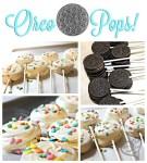 Oreo Pops Recipe Easy