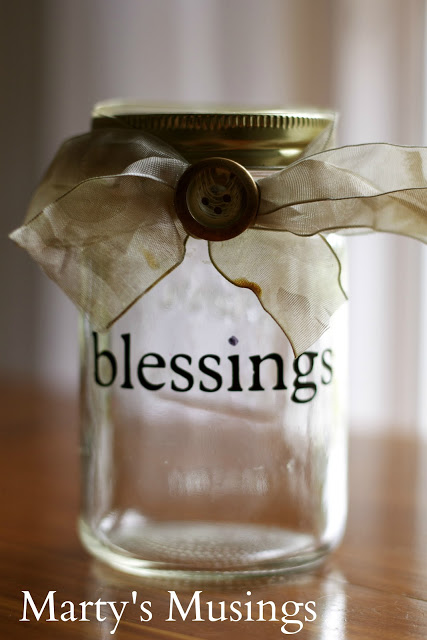 The Blessing Jar The Frugal Girls