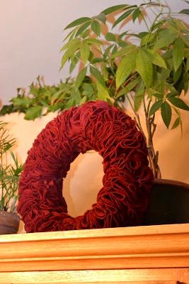 DIY Felt Wreath Ideas