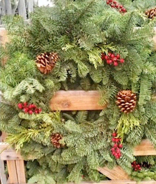 DIY Fresh Christmas Wreaths and Garlands